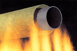 Трубы теплоизолированные для высоких температур
